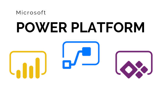 What are the business benefits of Microsoft's Power Platform?